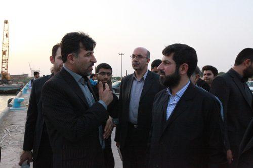 شریعتی - استاندار خوزستان
