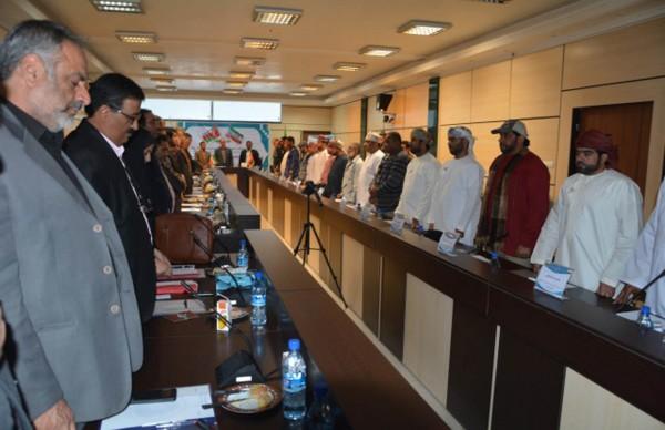 بازدید هیئت تجاری عمانی از بندرخرمشهر