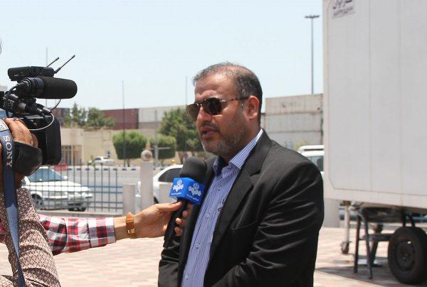 حسینی - معاون توسعه مدیریت و منابع - بندر رجایی