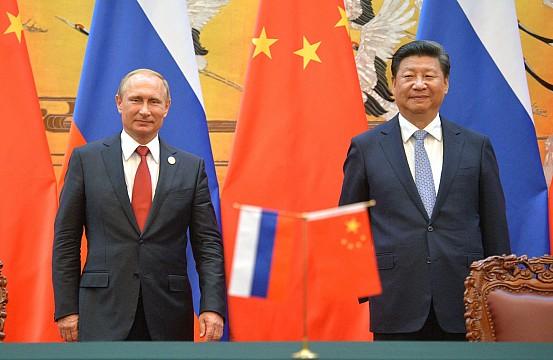 چین - روسیه